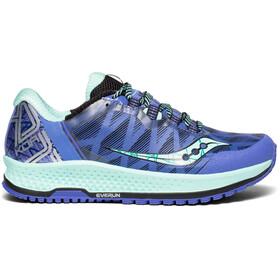 saucony Koa TR - Zapatillas running Mujer - azul/Turquesa